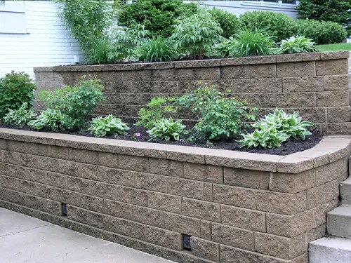 Block Retaining Walls