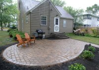 Ground Level Deck Vs Patio | Droughtrelief.org