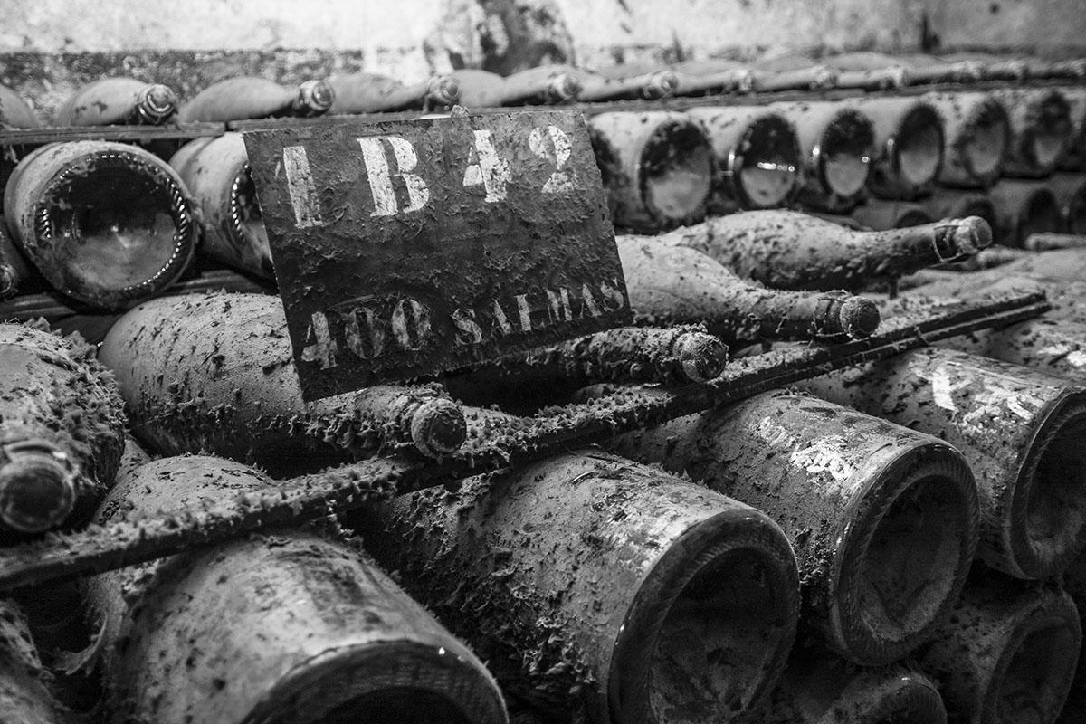 Caves Champagne Vranken - Pommery