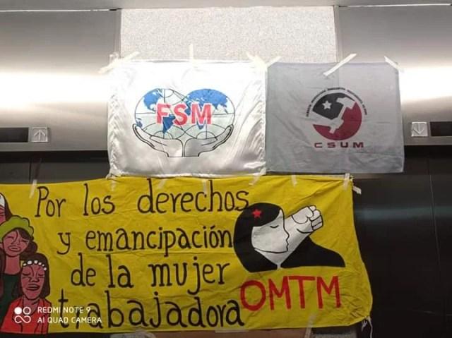Incia Jornada Nacional contra el desempleo toman STPS de Luisa Maria Alcalde de la 4T