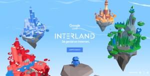 interland google juego para niños educativo