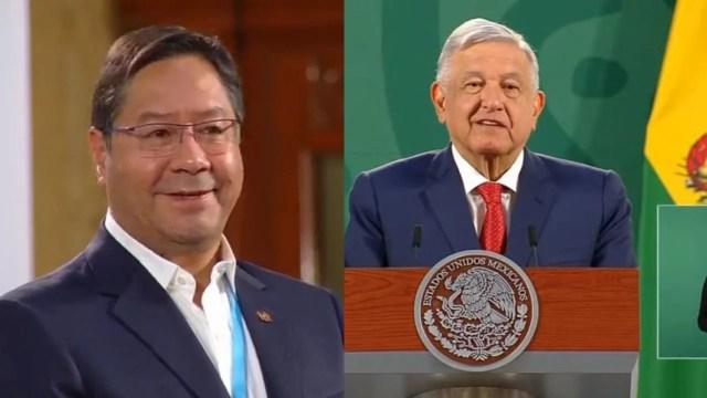 luis arce bolivia presidente amlo mexico lopez obrador