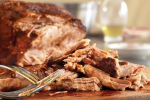 Perfekt pulled pork