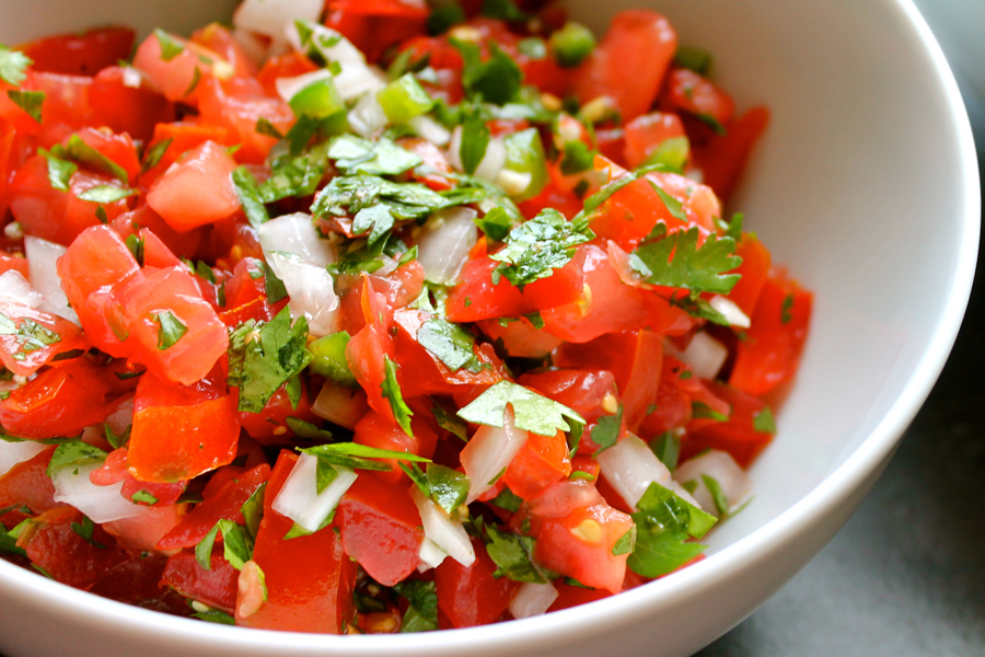 Recept Pico de Gallo