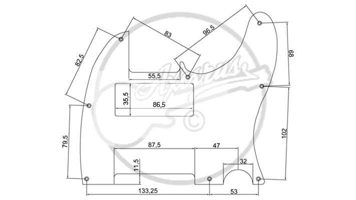 Telecaster Pickguard Diagram : 28 Wiring Diagram Images