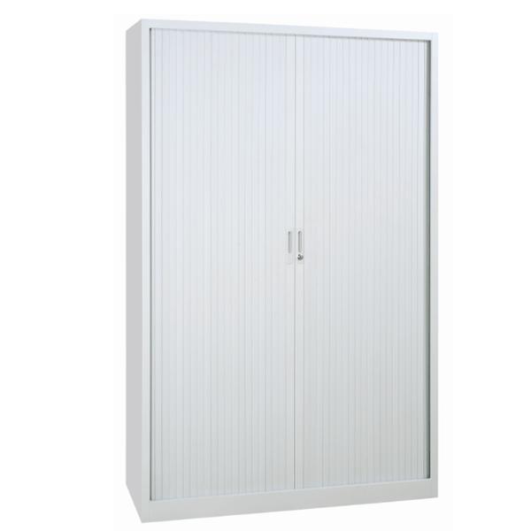 armoire metallique a rideaux monobloc hauteur 1800 mm zoom