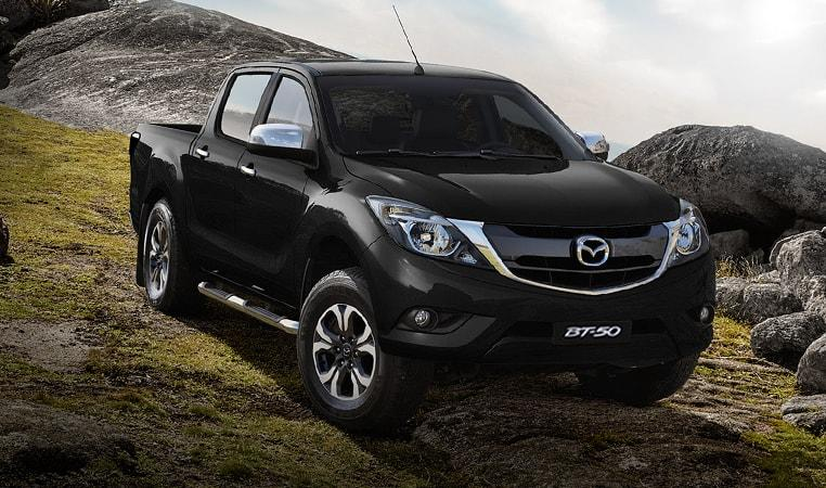 Mazda | BT-50 2.2 Standard | Pick-Up (4x2) | Request a Quote | Axess Mauritius