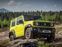 Jimny GLX | Suzuki Crossover | New Car in Mauritius | Axess
