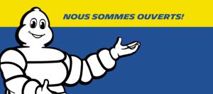 Michelin ouvert