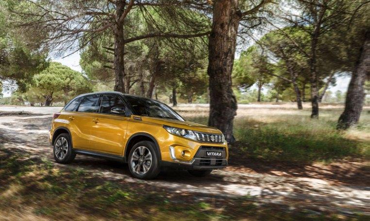 Vitara GL+ | Suzuki SUV | Buy New Car | Axess Mauritius