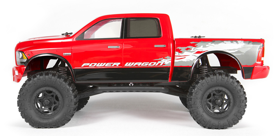 Axial Racing RAM Power Wagon