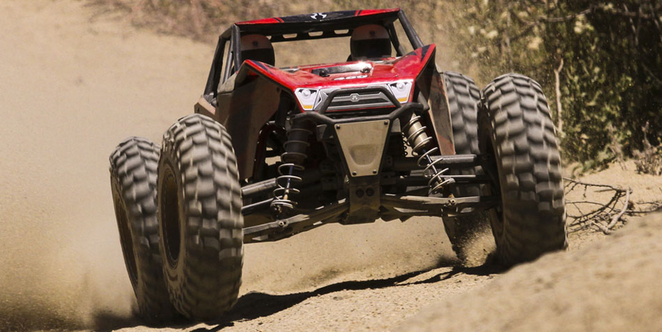 1 Front Scale Suspension 25 Independent