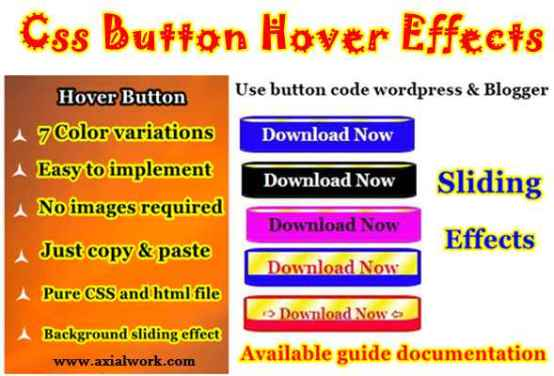 Css Button Hover Effects