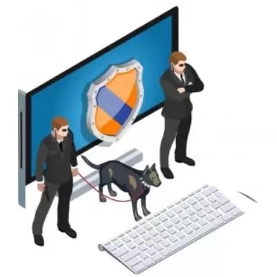 dispositif Antivirus professionnel