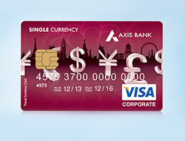 Axis bank forex reload online