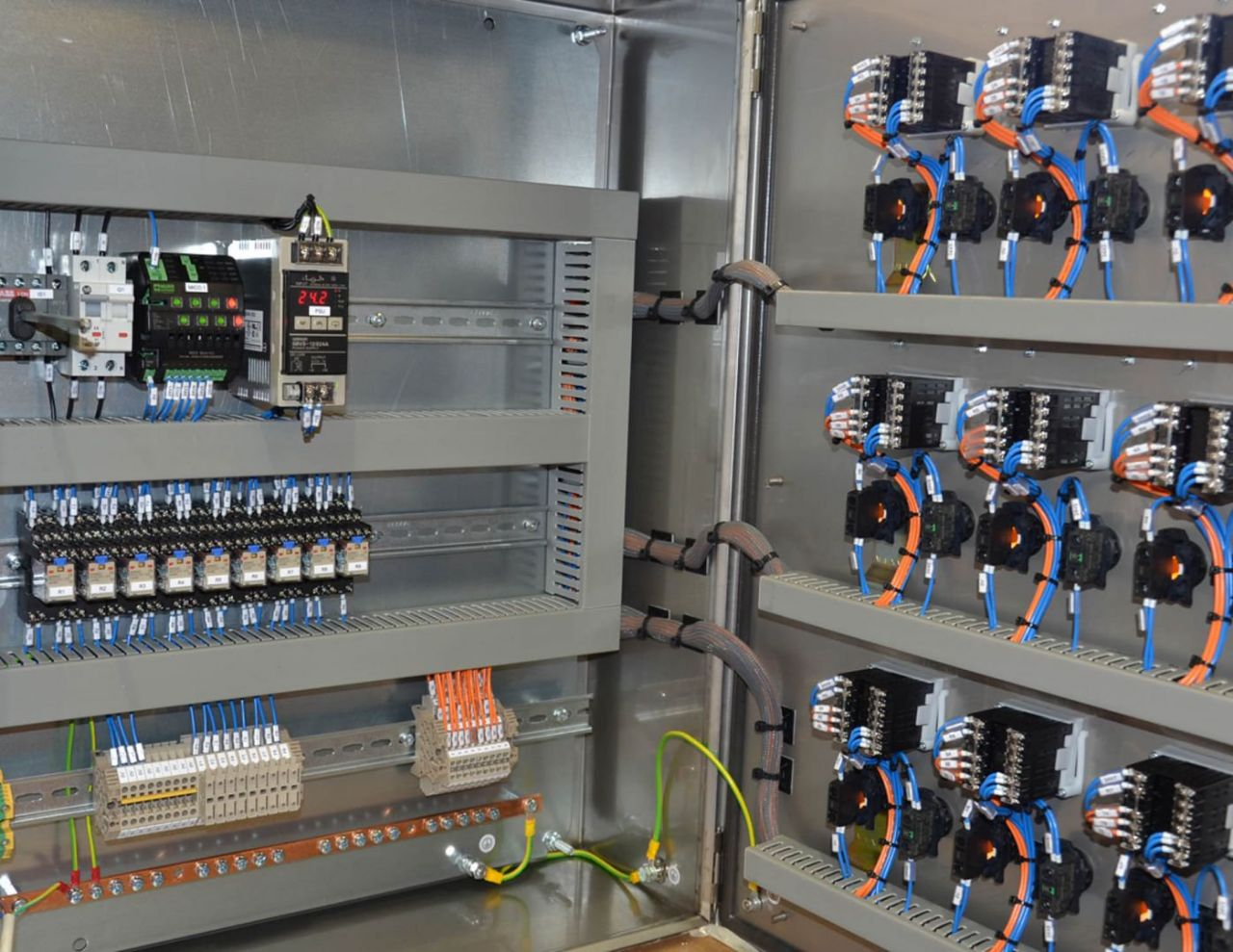 hight resolution of brewery temperature control system