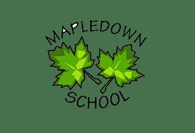 We've donated to Mapledown School