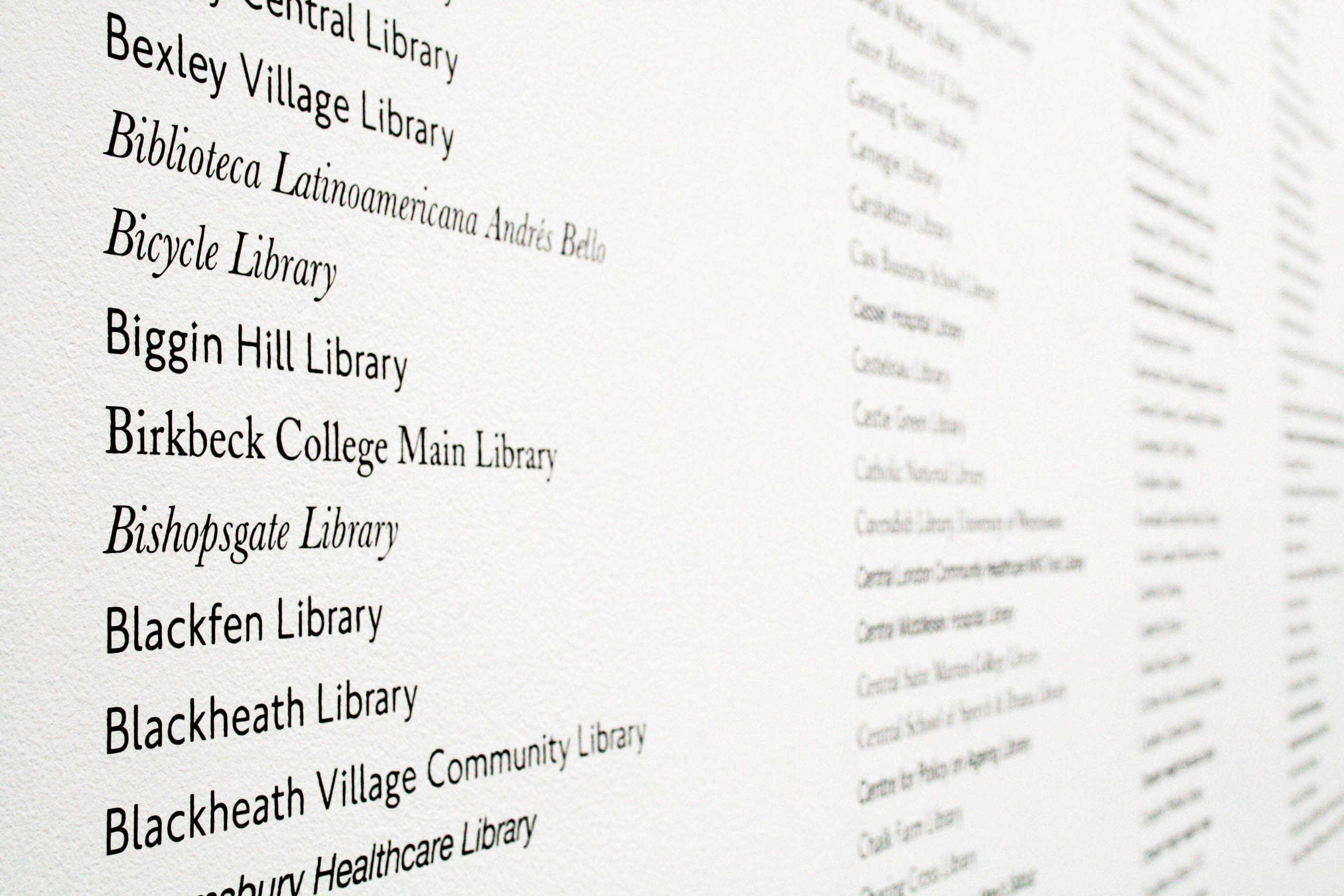 Open Frequency 2012: Ruth Beale, selected by Karen Gaskill