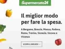 Ecco l'Uber dei supermercati: Supermercato24