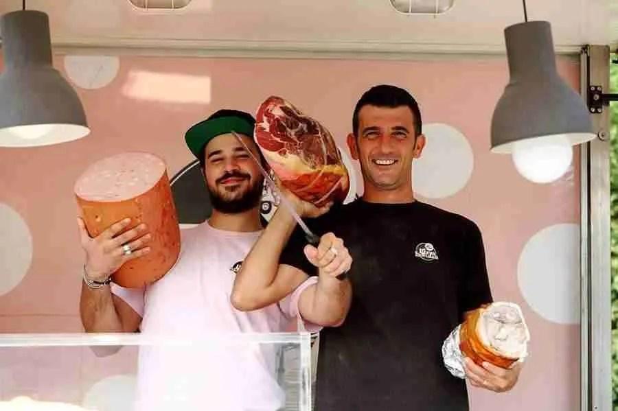 Street Food Truck Festival a Roma. Il cibo di strada apre il suo tour nella città eterna.
