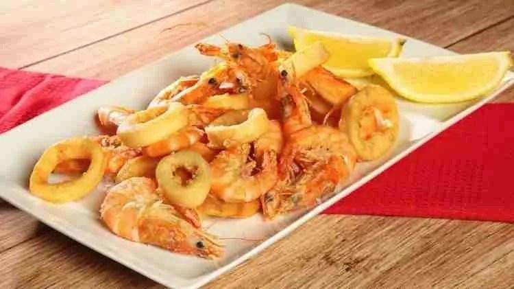 Calamaro o totano, quale scegliere per una frittura?