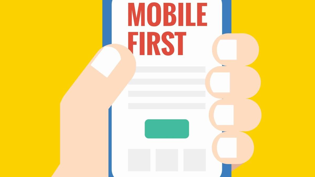 Mobile first, sempre più utenti navigano via smartphone
