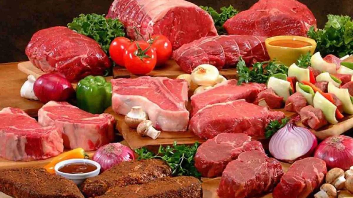 Tagli anatomici e tipi di cottura della carne di manzo