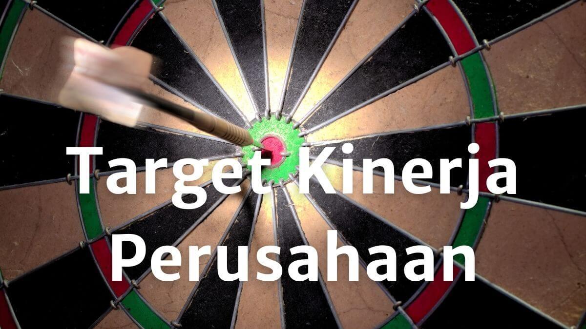 Target Kinerja Perusahaan