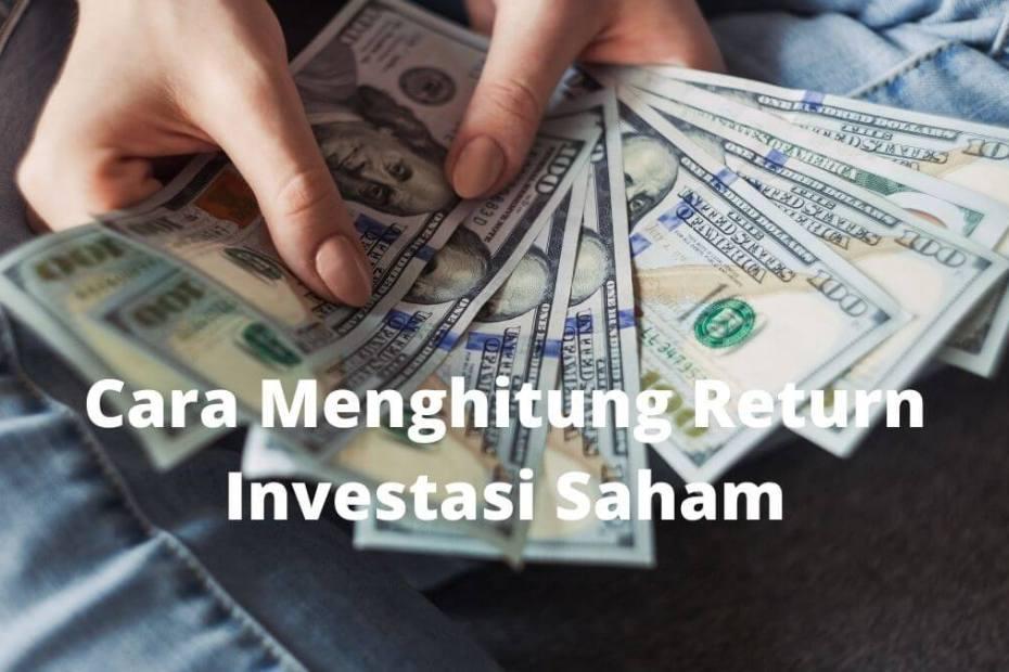 Investor Saham Seharusnya Hitung Return Investasi Saham ...