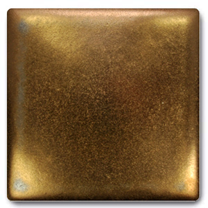 Spectrum 1112 Metallic Gold Cone 5/6 Glaze