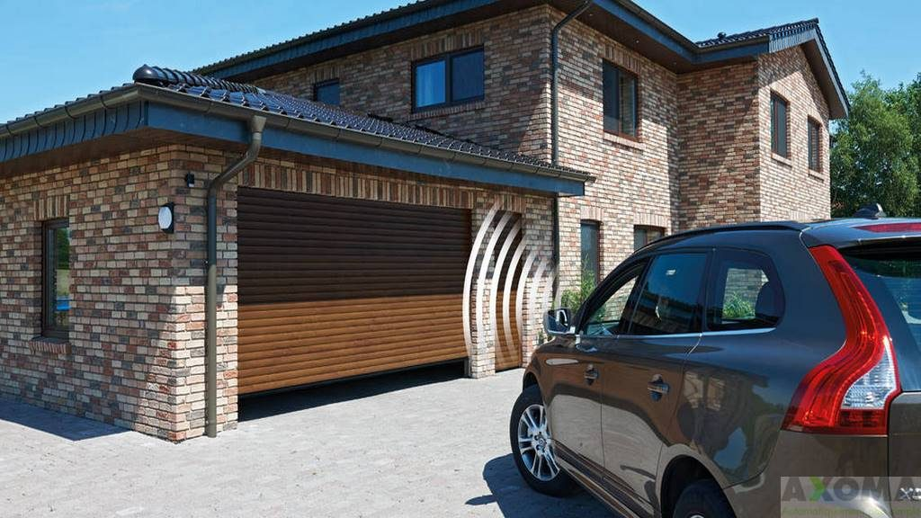 Porte enroulable hormann rollmatic - Hormann porte garage ...