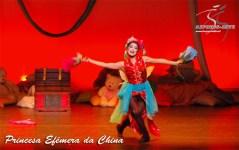 A Princesa Efémera da China