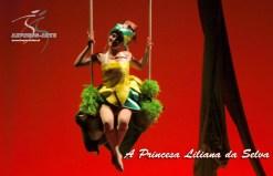 A Princesa Liliana da Selva