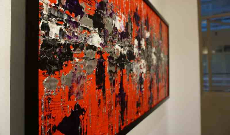 Painting Abstract Art As A Way Of Expressing Yourself
