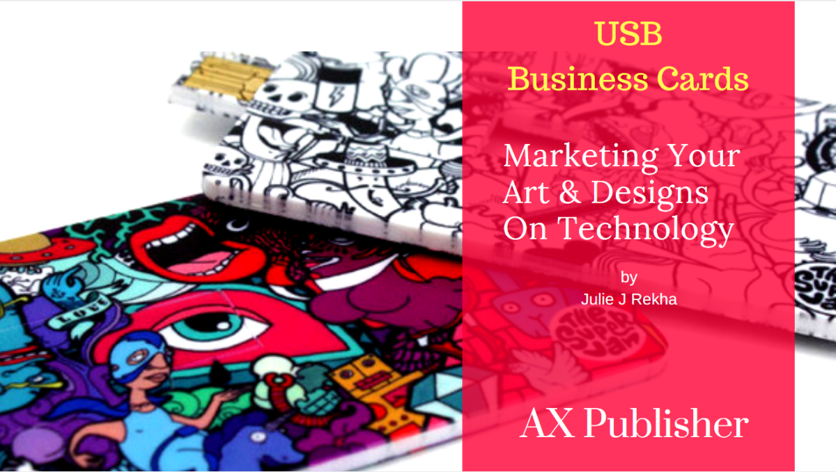 USB Business Cards For Brand Marketing