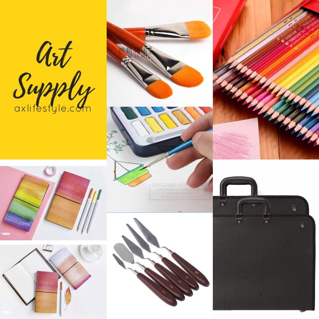 Our Top 5 Essential Art Supplies For The Professional Artist and Hobbyist