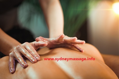 Sydney massage therapist