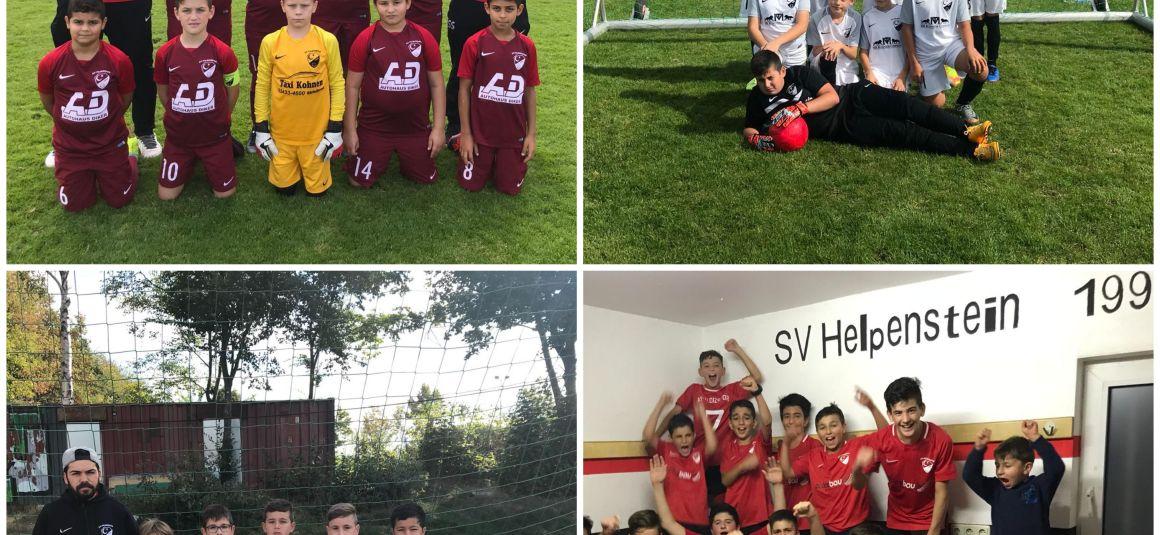 Erfolgreiche Woche der Jugendmannschaften