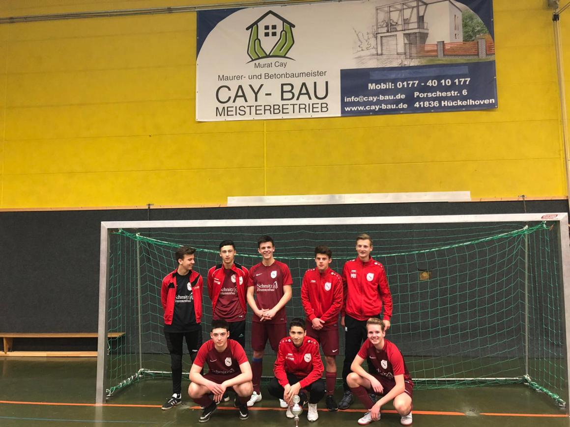 VFR Unterbruch dominiert Cay Bau Cup B-Jugend Turnier