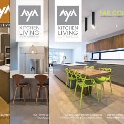 Kitchen Magazines Countertop Soap Dispenser Aya Kitchens Downloads Living