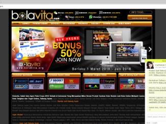 Livechat Bolavita Agen Judi Online Terbaik