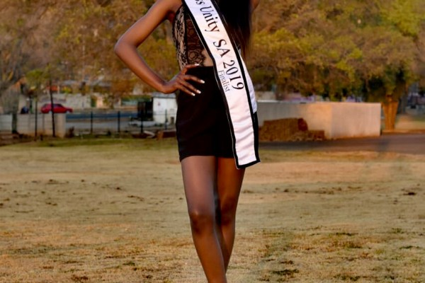 A pageant empowering women