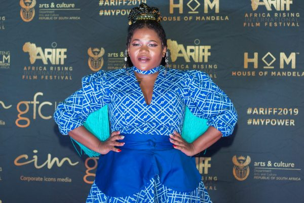Busiswa's Documentary Screening at Africa Rising International Film Festival 2019