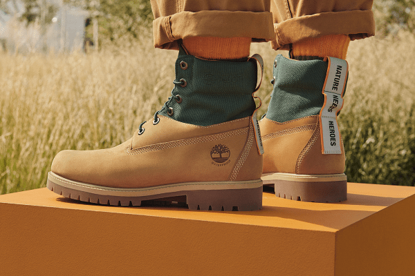 Timberland continues pursuit of a greener future #NationalArborWeek