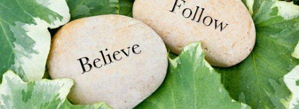 believe in Jesus is not head knowledge