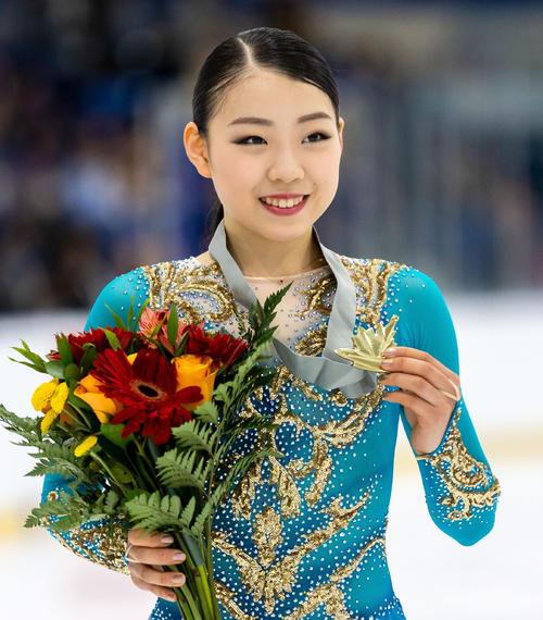 【海外】「彼女のファンになってしまったよ」紀平梨花が今季初戦のオータム・クラシックで2位メドベージェワに圧勝