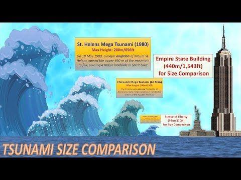【海外】「海から遠く離れた場所に住んでてよかった」世界各地で過去に発生した大津波ランキングに海外もガクブル