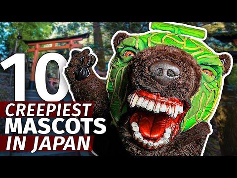 【海外】「怖過ぎ!」「トラウマになる!」不気味で恐ろしい日本のマスコットに海外も絶句