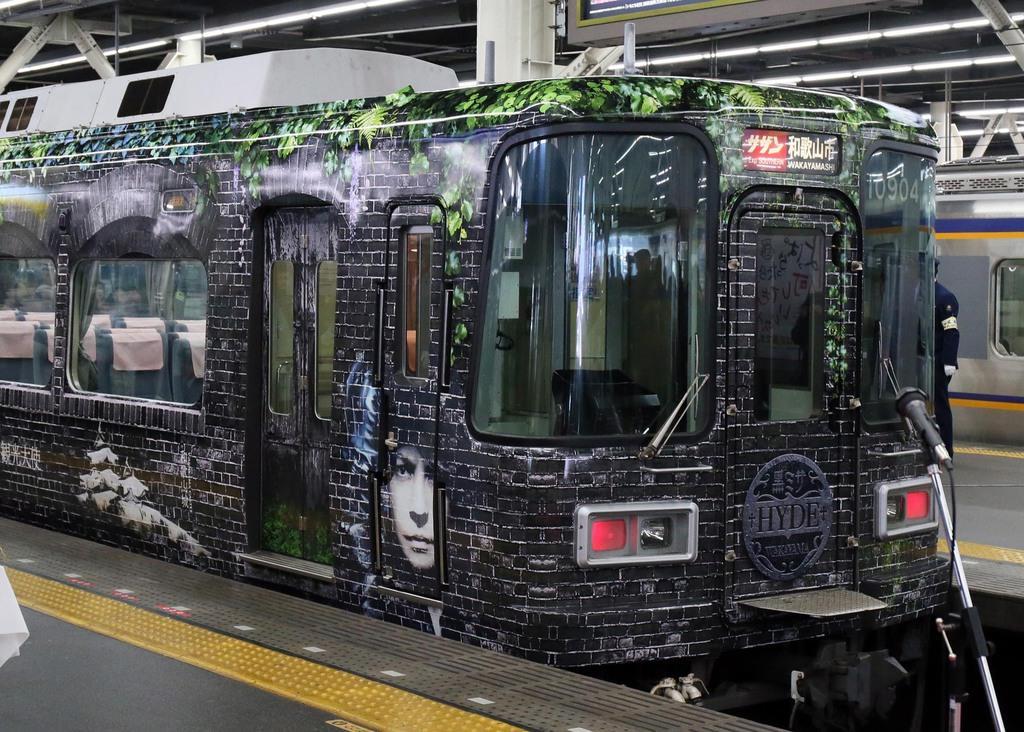 【海外】「日本だけズルい!」日本の大物ロックスターと鉄道会社のコラボに海外も羨望の眼差し