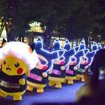 【海外】「日本に支配されるのも悪くはない」日本で大量発生したピカチュウに海外興奮